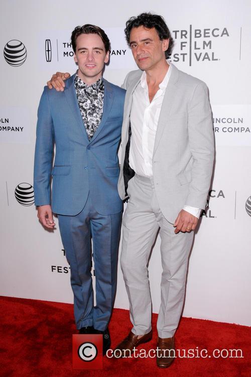 Vincent Piazza and Nick Sandow