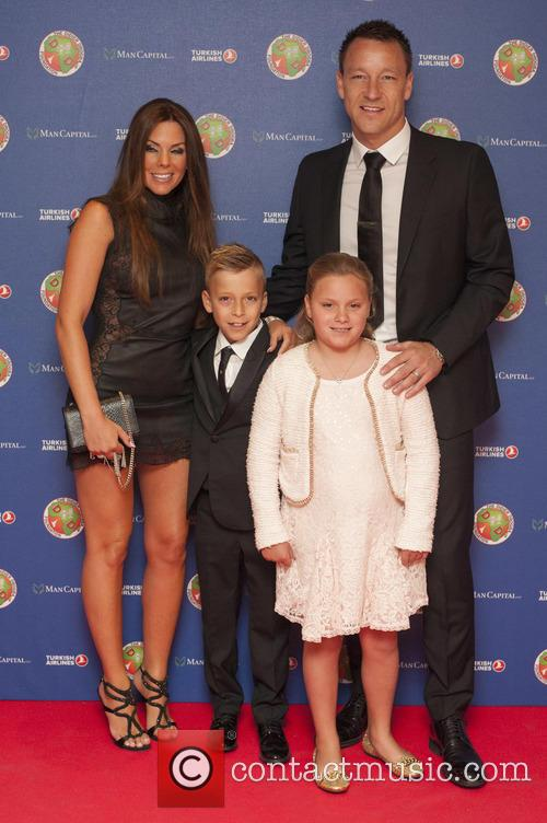 John Terry, Toni Terry and Summer Rose Terry