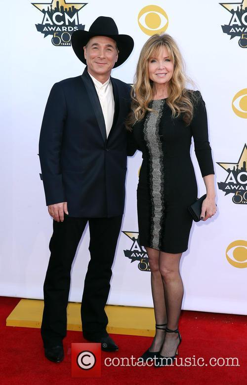 Clint Black and Lisa Hartman Black