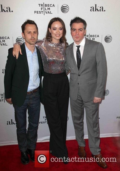 Giovanni Ribisi, Olivia Wilde and Kevin Corrigan
