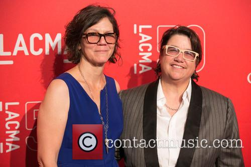 Julie Burleigh and Catherine Opie 9