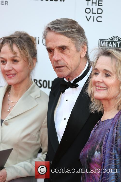 Niamh Cusack, Jeremy Irons and Sinead Cusack 2