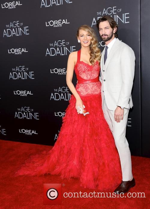 Blake Lively and Michiel Huisman