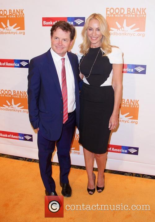 Michael J. Fox and Tracy Pollan 3