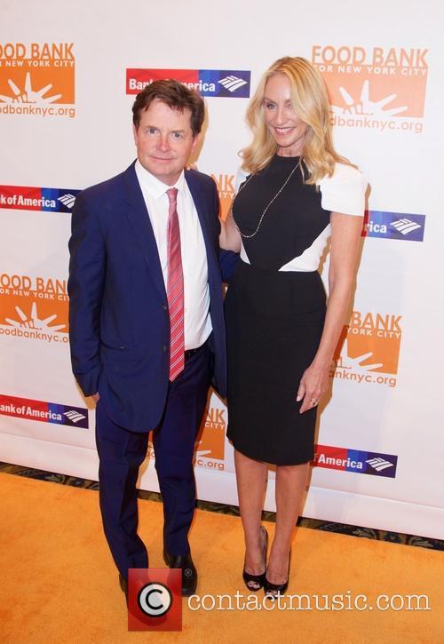 Michael J. Fox and Tracy Pollan 4