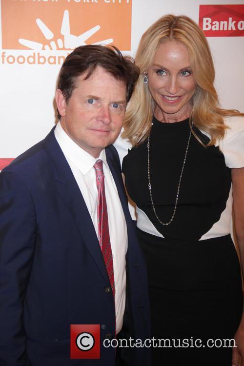Michael J. Fox and Tracy Pollan 8