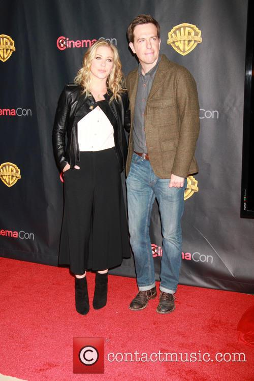 Christina Applegate and Ed Helms 3