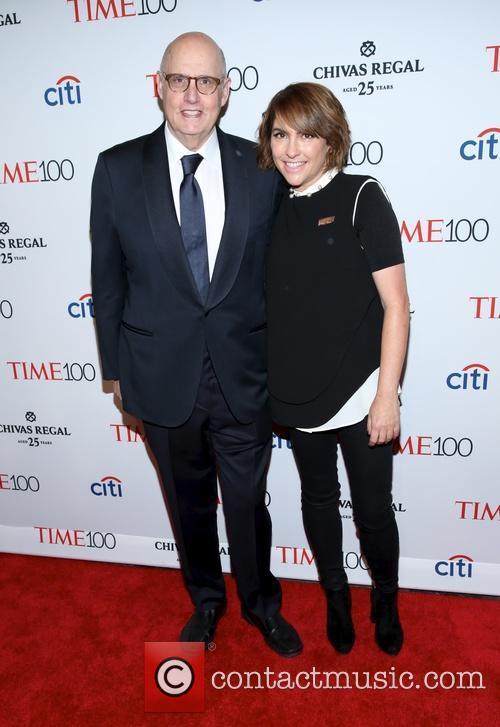 Jeffrey Tambor and Jill Soloway