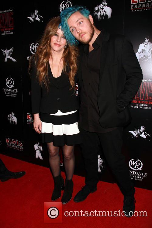 Lisa Marie Presley and Navarone Garibaldi