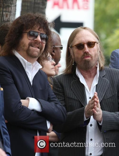 Jeff Lynne and Tom Petty 5