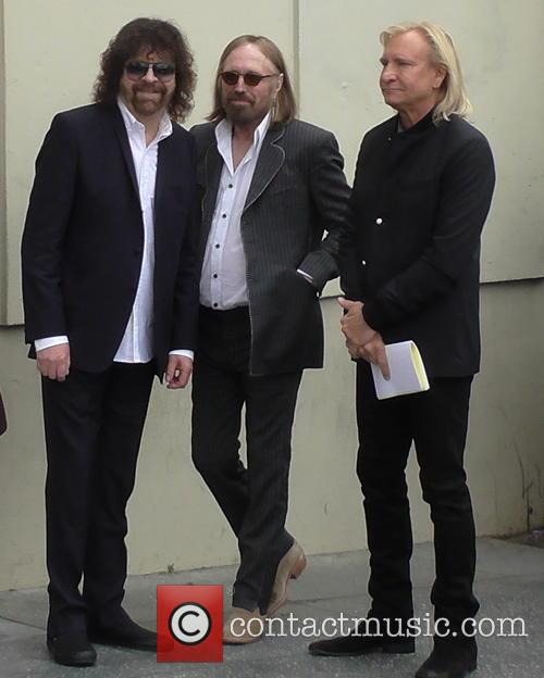 Jeff Lynne, Tom Petty and Joe Walsh