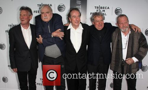 Michael Palin, John Cleese, Eric Idle, Terry Jones and Terry Gilliam 8