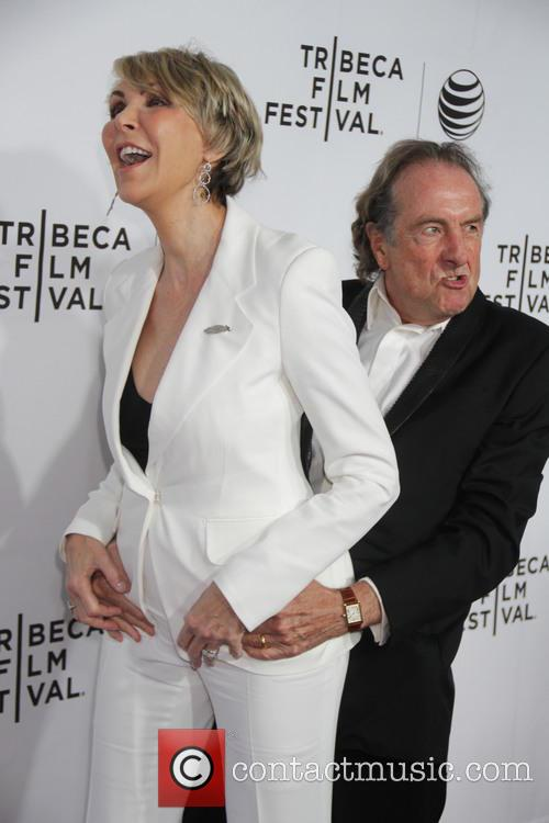 Eric Idle and Tania Kosevich