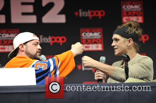 Kevin Smith and Jason Mewes 6