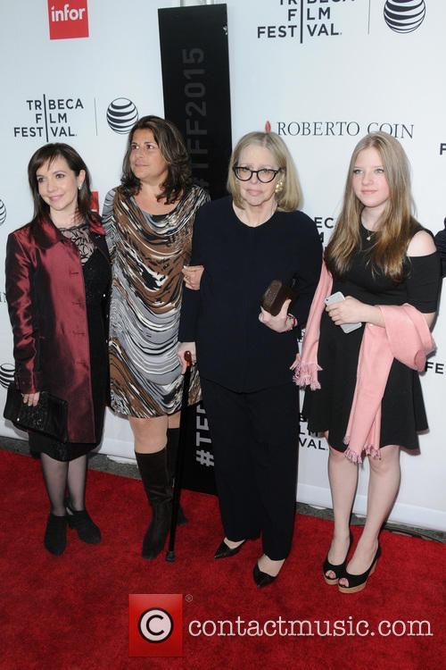 Domenica Frenzel, Francesca Scorsese, Helen Scorsese and Cathy Scorsese 2