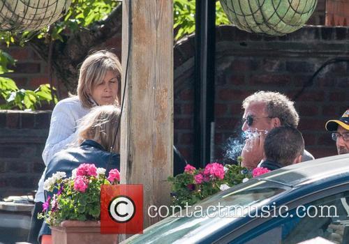 Jeremy Clarkson and Penny Smith 1