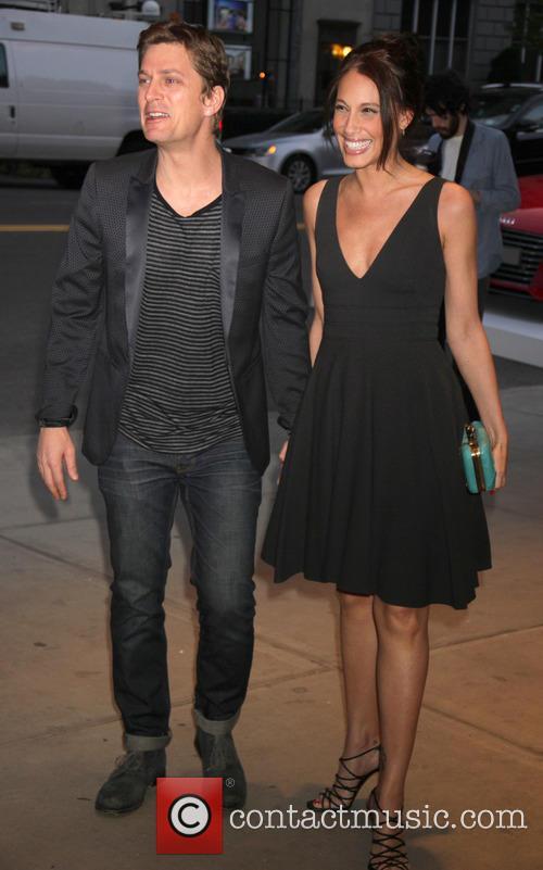 Rob Thomas and Marisol Maldanado 2