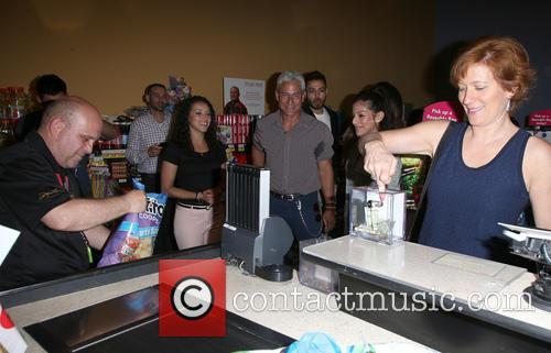 Meryl Davis, Lauren Potter and Danielle Vega