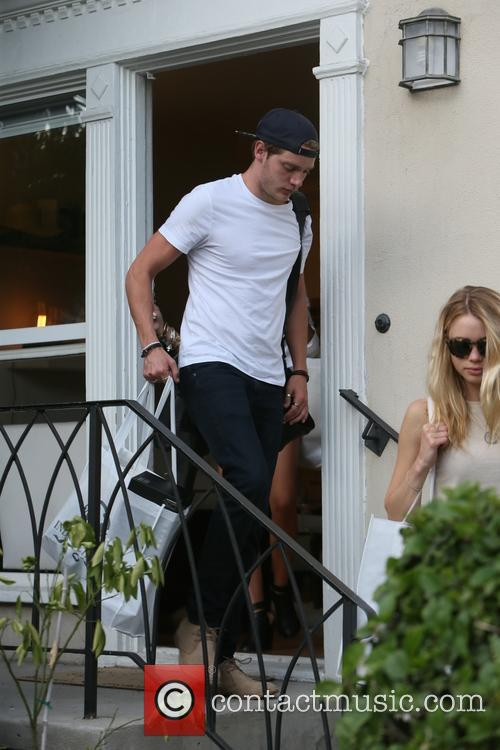 Lucy Fry and Dominic Sherwood 6