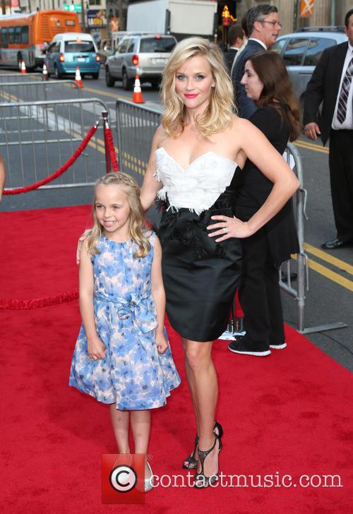Abbie James Witherspoon and Reese Witherspoon 2