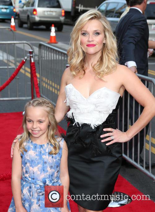 Abbie James Witherspoon and Reese Witherspoon 4