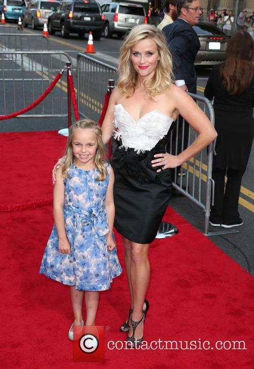 Abbie James Witherspoon and Reese Witherspoon 1