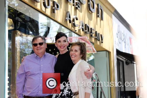 Robert King, Julianna Margulies and Michelle King