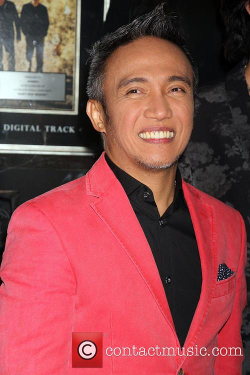 Arnel Pineda and Journey