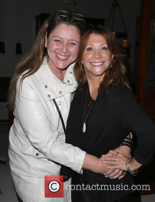 Camryn Manheim and Cheri Oteri