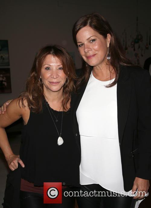 Cheri Oteri and Marcia Gay Harden
