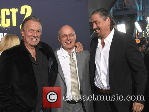 Eric Braeden, Paul Brooks and Christian Gudegast