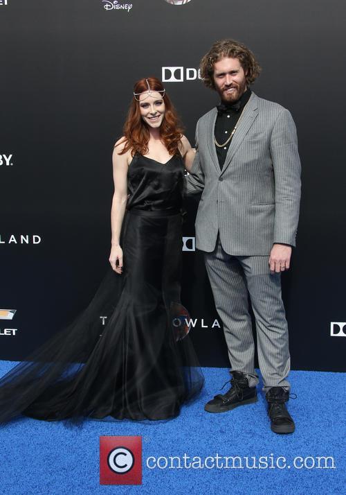 T. J. Miller and Kate Gorney