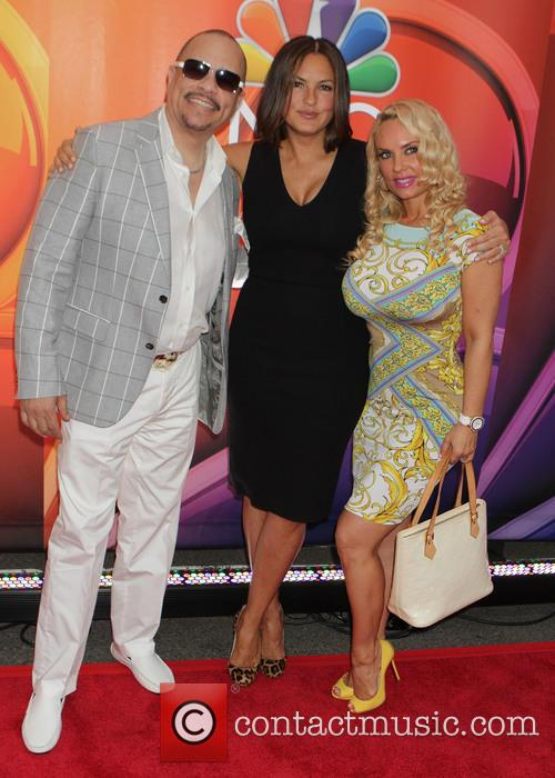 Mariska Hargitay, Ice T and Coco Austin 8