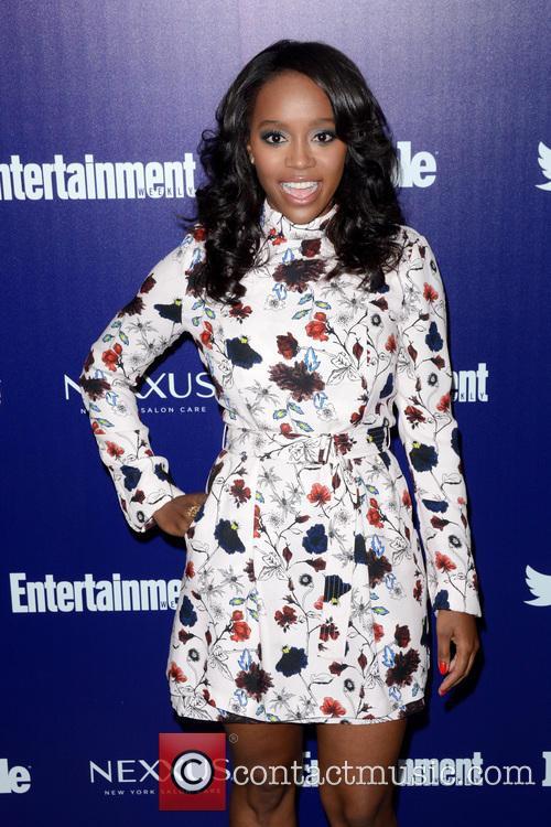 Entertainment Weekly and Aja Naomi King 2