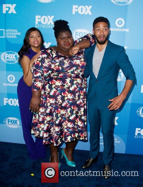 Taraji Henson, Gabourey Sidibe and Jussie Smollett 2