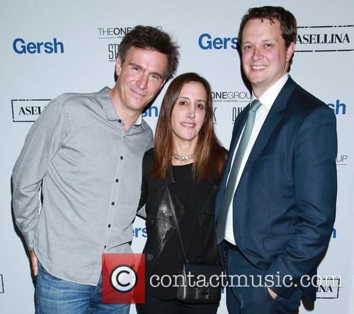 Jack Davenport, Leslie Siebert and Guest 6