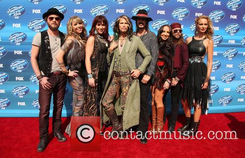 Steven Tyler and And Loving Mary