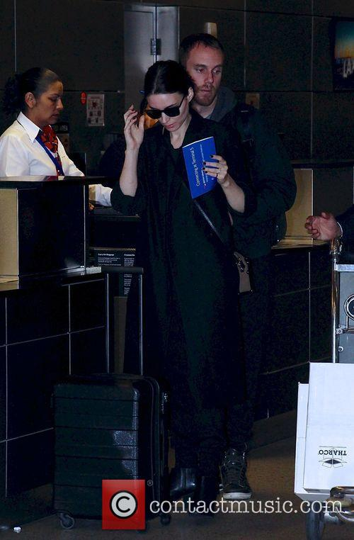 Rooney Mara and Charlie Mcdowell 10