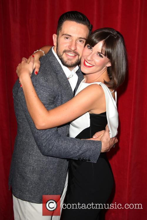 Michael Parr and Verity Rushworth 1