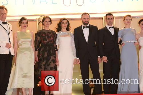 Colin Farrell, Rachel Weisz, John C Reilly, Aggeliki Papoulia and Lea Seydoux 6