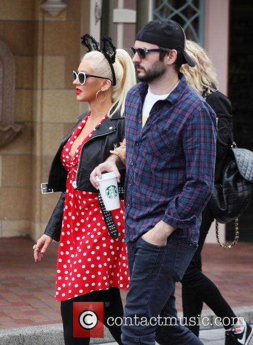 Christina Aguilera and Matthew Rutler 10