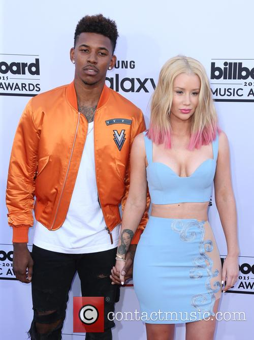 Iggy Azalea and Nick Young 7