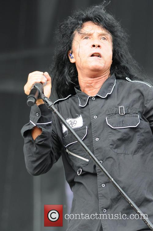 Joey Belladonna and Anthrax 4