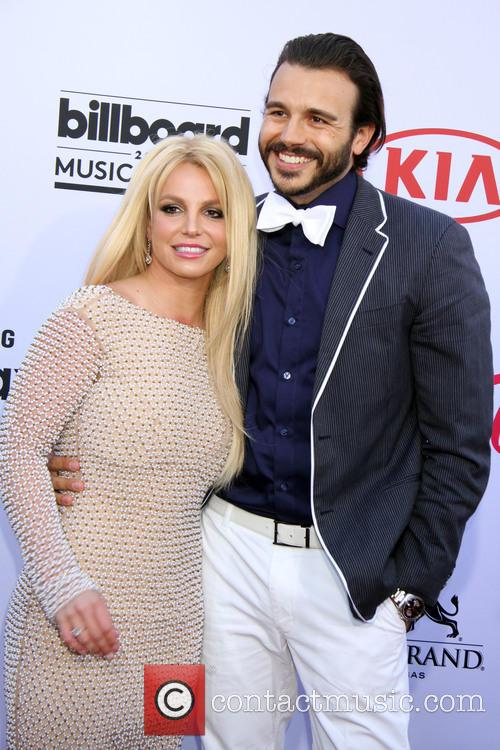 Britney Spears and Charlie Ebersol 1