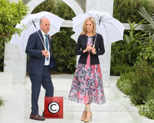 Joe Swift and Sophie Raworth 6