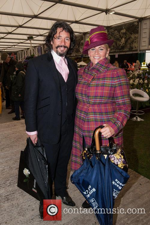Laurence Llewelyn-bowen and Jackie Bowen 8
