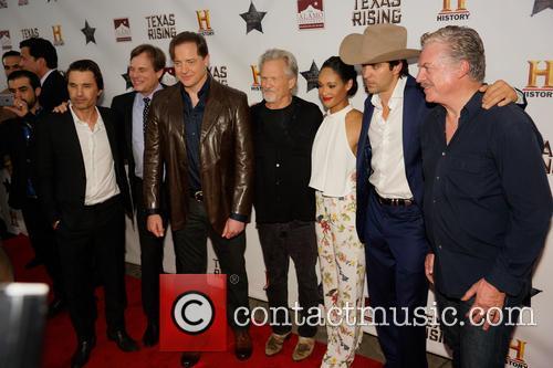 Olivier Martinez, Bill Paxton, Brendan Fraser, Kris Kristofferson, Cynthia Addai-robinson, Nicky Katt and Christopher Mcdonald