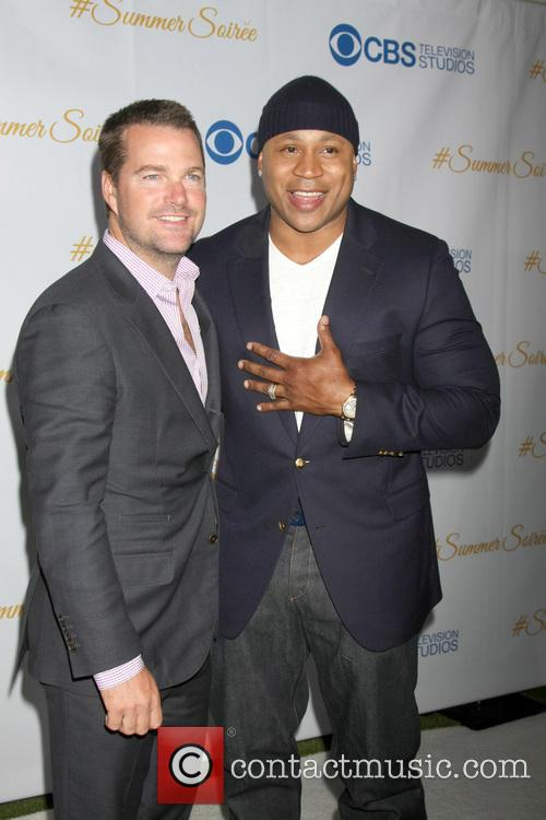 Chris O'donnell and Ll Cool J 2
