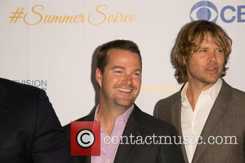 Chris O'donnell and Eric Christian Olsen 7