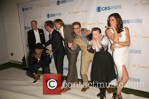 Miguel Ferrer, Ll Cool J, Chris O'donnell, Eric Christian Olsen, Barrett Foa, Renée Felice Smith and Daniela Ruah 5